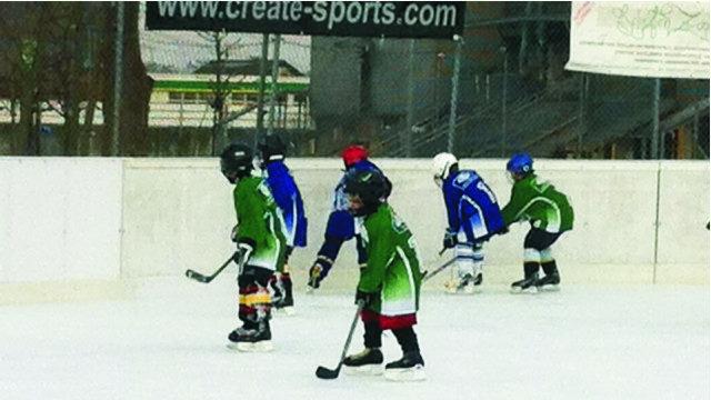 Lern to Play Eishockey Turnier in Hohenems