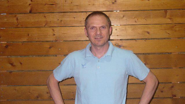 Martin Gregor ist neu im HSC Trainerstab
