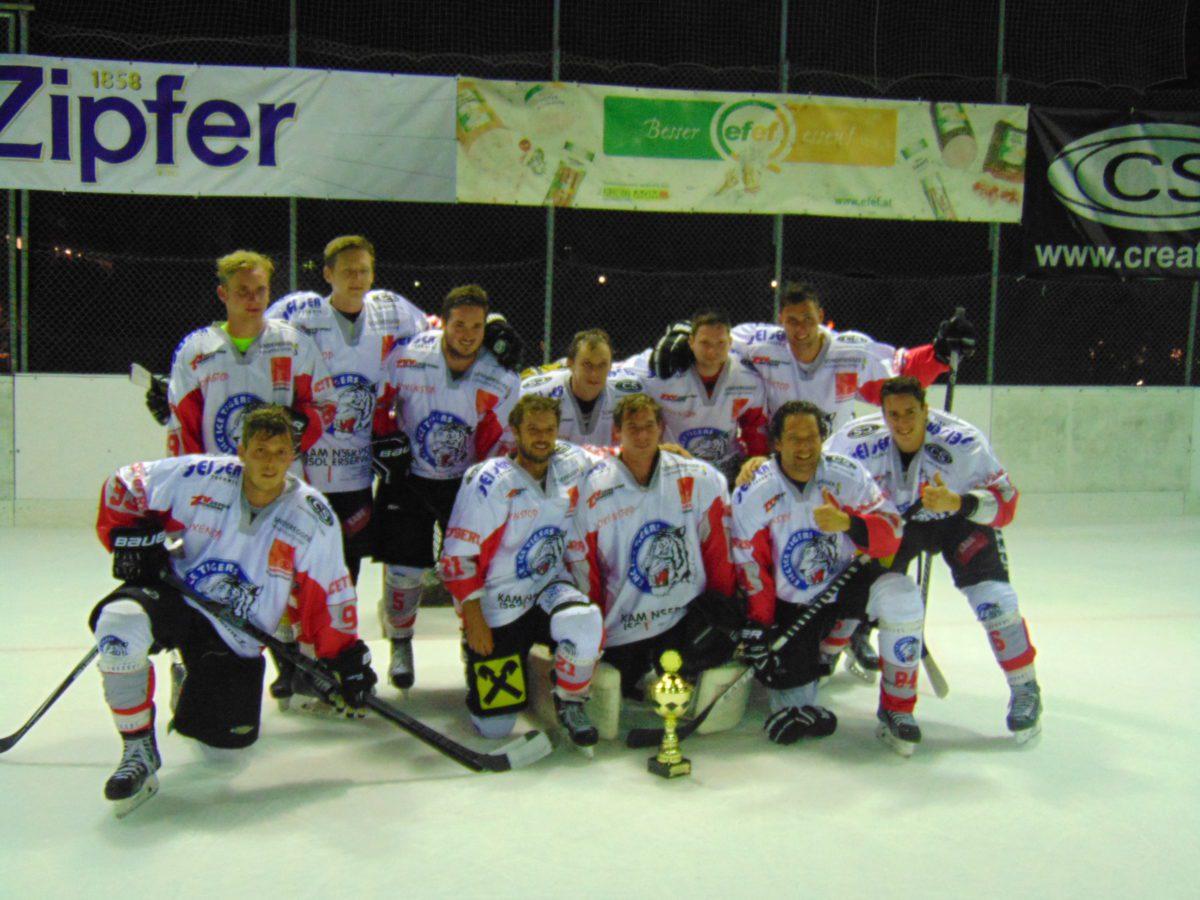 Ice Tigers siegen beim Ems-Cup 2015
