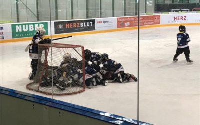 Ems-Hockey Nachwuchs war am vergangenen Wochenende im Einsatz!