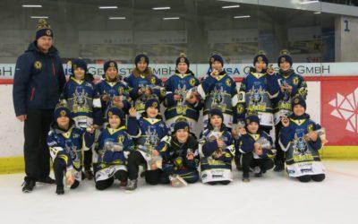 Erfolgreicher Abschluss der Ems-Hockey Nachwuchsmannschaften!