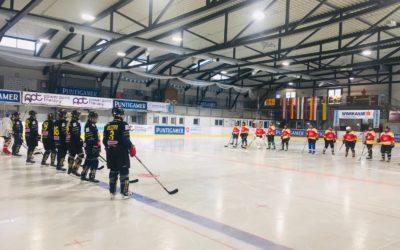 Steinboock-Ladies: 3. Platz beim 26. Int. Ossiacher See Eishockey-Cup in Steindorf!