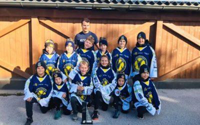 Besonderes Erlebnis für Emser Hockey Kids