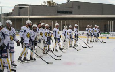 Sieg und Niederlage für VEHL Team
