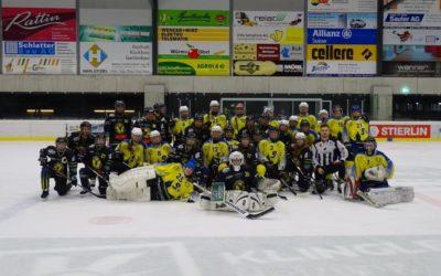 Steinbock-Ladies unterlagen Schaffhausen