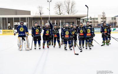 Siegreiche Emser Hockey Ladies