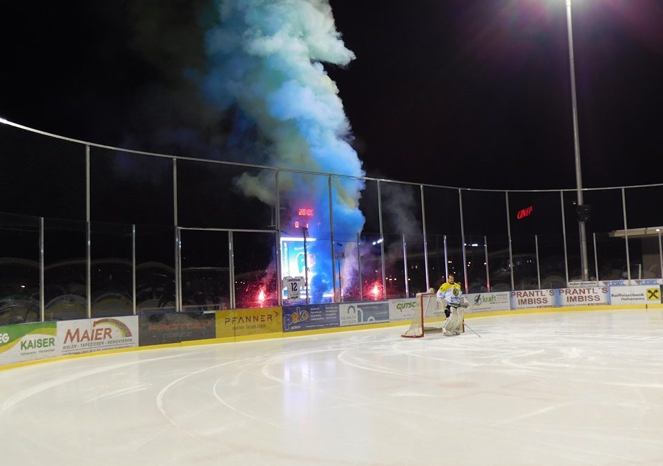Ems-Hockey in neuer dritten Liga