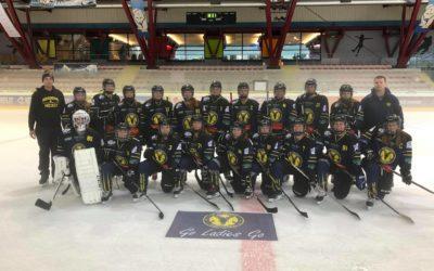HSC Ladies beim Trainingslager in Salzburg