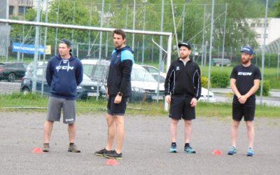 Emser Hockeycracks starten in neue Saison