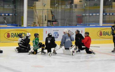 Emser Hockeykids wieder auf dem Eis